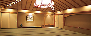 Mid-sized banquet rooms